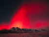 red-aurora-borealis-over-brooks-range-in-arctic-refuge-2001