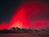 red-aurora-borealis-over-brooks-range-in-arctic-refuge-2001